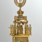 Дарохранительница. Середина XVIII века