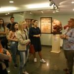Выставка сопровождается лекциями и другими образовательными мероприятиями