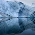 """Себастьян Коупленд """"Отражения айсберга"""" Гренландия, 2010"""