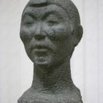 """А.В. Ницберг """"Юноша из Киргизии"""" 1970-е"""