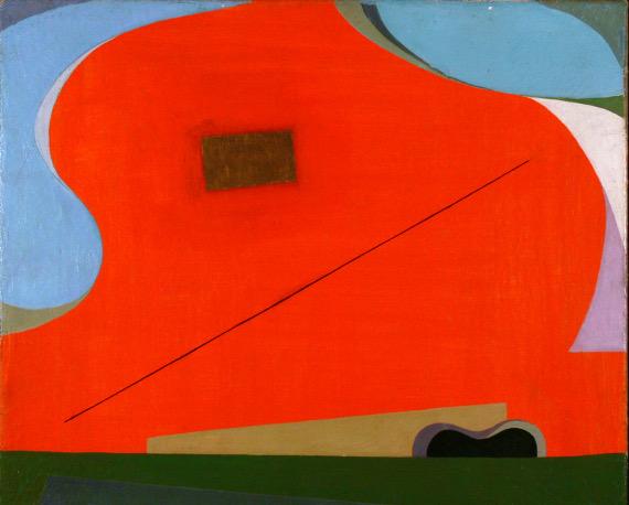 Александр Данилов «Орнамент» 1971