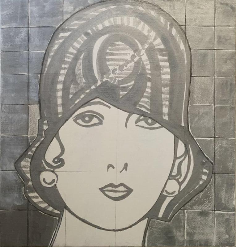 "Джозетта Фиорони ""Берлинская шляпка. Cappello Berlinese"" 1968"