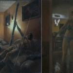 """Дмитрий Грецкий, Евгения Кац """"Living Space. Помпеи"""" 2016"""