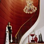 "Жан-Мари Перье ""Моника Беллуччи в платье от Dolce & Gabbana"" Милан, июль 1998"