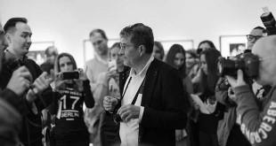 Игорь Верещагин собирает профессиональных фотографов в салоне Leica Store Moscow.