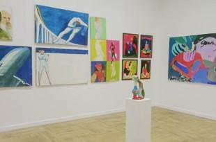 Первая международная ANTIBIENNALE современного искусства.
