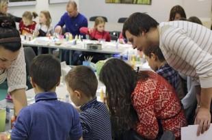 Детская и образовательная программа выставки «Гордость России - Шахтеры».