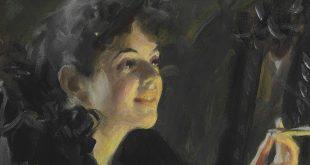 Лекция Елены Грязновой «Портрет в творчестве Валентина Серова и Андерса Цорна».