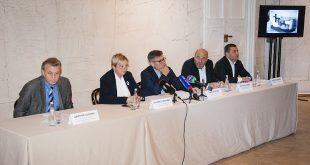 В Музее архитектуры обсудили план реставрации Дома Мельникова.