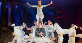 Московский театр мюзикла распахнул двери обновленного театра «Россия».