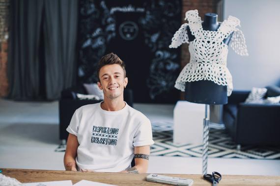 Лекция Кирилла Минцева «Мода будущего: как человек становится машиной?».