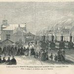 Открытие Петербургско-Выборгской железной дороги, 1 февраля 1870 года