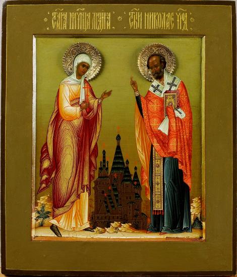 «Русская икона серебряного века»