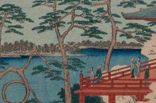 Лекция «300 лет без войны. Искусство периода Эдо».