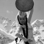 "Вадим Гиппенрейтер ""Танец. Кабардино-Балкария, Северный Кавказ"" 1960-е"