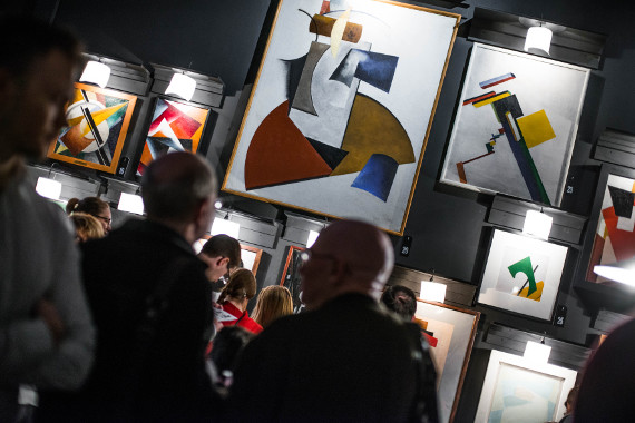 Центр авангарда Еврейского музея представляет проект «Кураторская школа Avant-Garde Lab».
