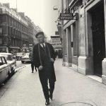 Святослав Рихтер. Прогулки по Парижу. Первые гастроли во Франции в октябре. 1961
