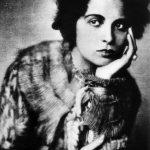 "Карола Неер в роли Хайтан (""Меловой круг"" по пьесе Клабунда) 1927"