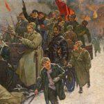 """В.А. Кузнецов """"Февральские дни 1917 года"""" 1928"""