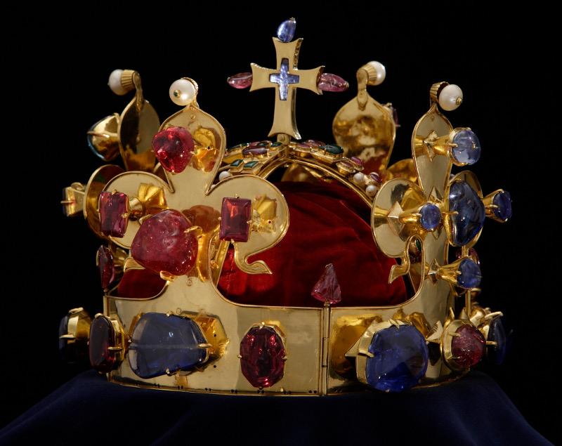 Корона Св. Влацлава. Копия 1965-1966