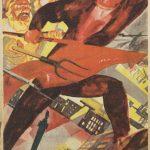 Журнальные обложки 1900-х–1930-х годов из коллекции Алексея и Сергея Венгеровых.