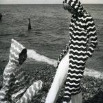 """Майя Изола. Принт """"Чайка"""" 1961"""