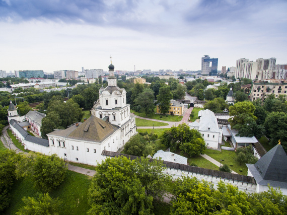 Открытие новой постоянной экспозиции, приуроченной к 70-летию Музея имени Андрея Рублева.