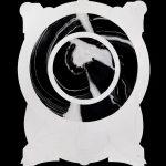 """Лидия Мастеркова """"Посвящение Марине Цветаевой. Из серии 7 графических работ"""" 2001"""