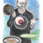 К.Э. Циолковский - как создатель нового изобразительного языка.