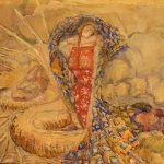 "Александра Коновалова ""Пленница змея"" 1900"