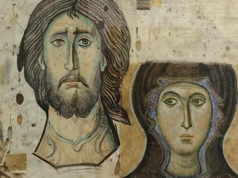 Церковное монументальное искусство.
