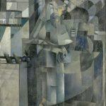 """Казимир Малевич """"Жизнь в большой гостинице"""" 1913"""