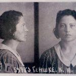 Арестованная Карола Неер. 1937