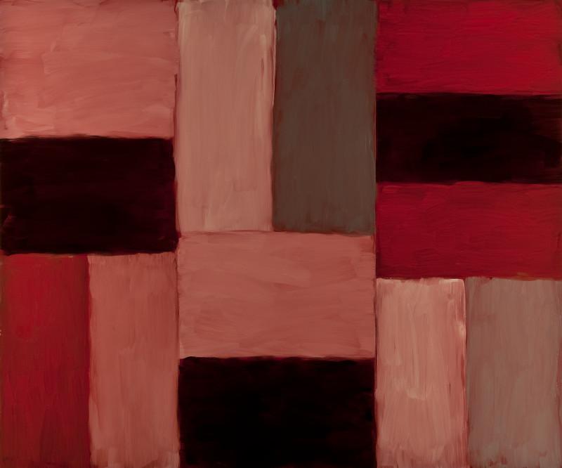 """Шон Скалли """"Красная комната"""" 2012"""
