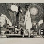 "Г.Ф. Захаров ""Яузские ворота"" 1967"