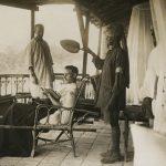 """Неизвестный автор """"Британские войска в Месопотамии"""" 1914-1918"""