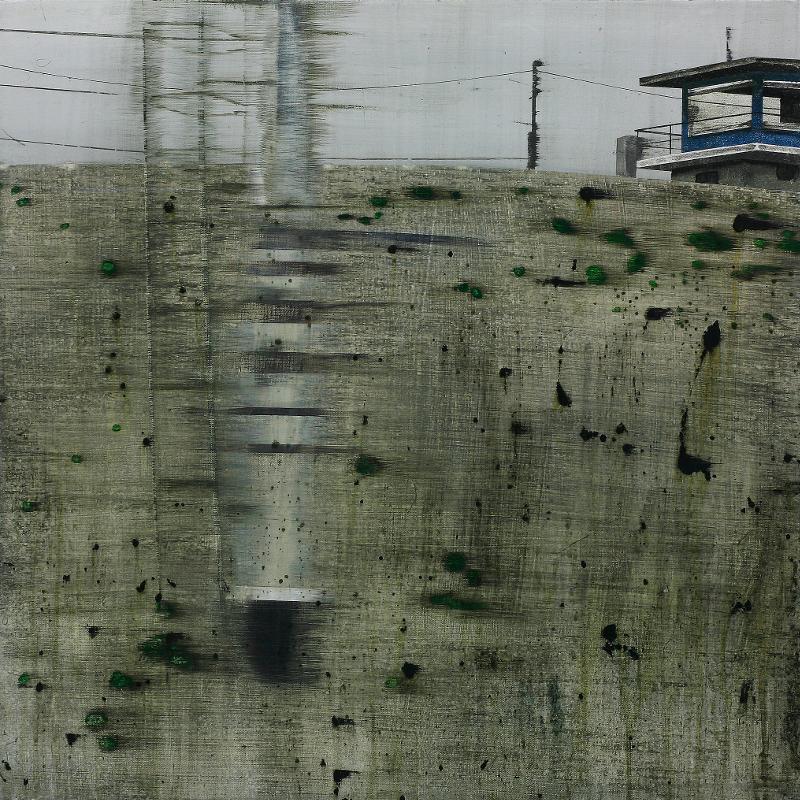 "Гёнсу Ан ""Сторожевая башня"" 2015"