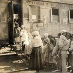 Литературно-инструкторский поезд «Октябрьская революция». 1920