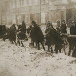 """Неизвестный автор """"Берлин в объятиях зимы"""" 1914-1918"""