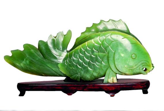 Подставка для влажных кистей. Китай, XVIII век. Собрание ГМВ.