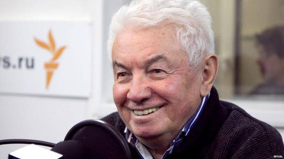 Владимир Войнович встретится со своими читателями в ЦДХ.