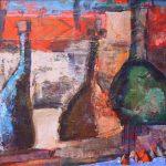 Рита Хасо «Натюрморт» 1995