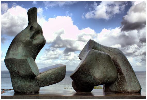 Лекция «Скульптура XX-XXI веков: распад формы и новая выразительность».