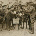 """Неизвестный автор """"Рождественские пудинги для Томми во Франции"""" 1914-1918"""