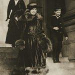 """Неизвестный автор """"Празднование дня рождения кайзера в Берлине"""" 1914-1918"""