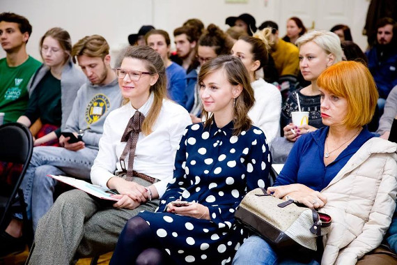 Открытие Центра моды и дизайна D3 в ВМДПНИ.