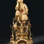 Младенец Иисус Христос Добрый Пастырь. Индия, Гоа, XVII век