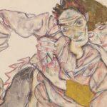 Густав Климт. Эгон Шиле. Рисунки из Музея Альбертина (Вена).