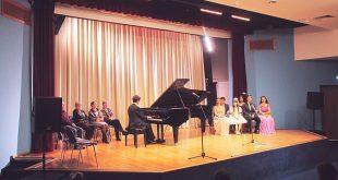 Концерт участников конкурса-фестиваля «Восхождение-2017».