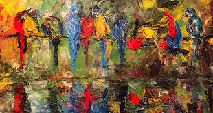 Зимнее собрание. Товарищество свободных художников в содружестве с Artcultivator.